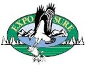Exposure shows logo
